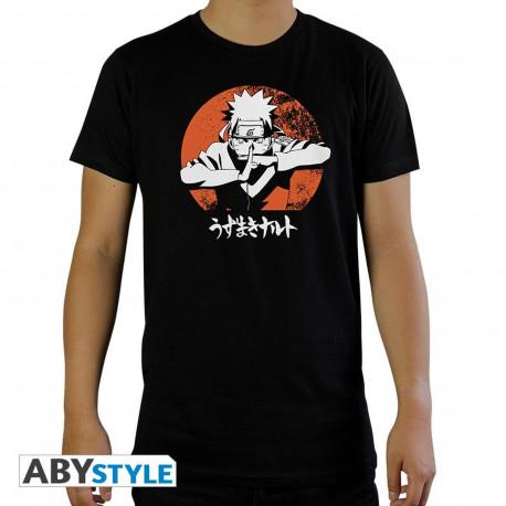 T-Shirt - Naruto Shippuden - Naruto - ABYstyle
