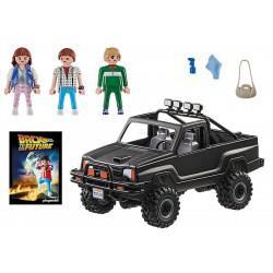 Jouet - Retour vers le Futur - Pick-up de Marty - Playmobil