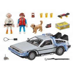 Jouet - Retour vers le Futur - Delorean - Playmobil
