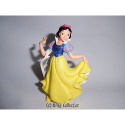 Figurine - Disney - Blanche Neige et les Sept Nains - Blanche Neige - Bullyland
