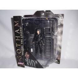 Figurine - DC Comics - Gotham Select Série 1 - Selina Kyle - Diamond Select