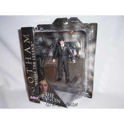 Figurine - DC Comics - Gotham Select Série 1 - The Penguin - Diamond Select
