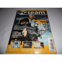 Magazine - PC Team - n° 71 - Activate 2001