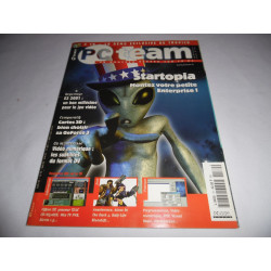Magazine - PC Team - n° 70 - Startopia