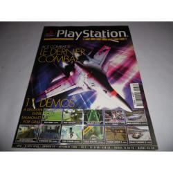 Magazine - Playstation Magazine - n° 37 - Ace Combat 3