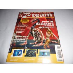 Magazine - PC Team - n° 73 - Pool of Radiance 2