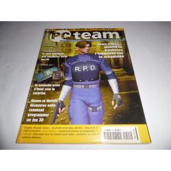 Magazine - PC Team - n° 44 - Resident Evil 2
