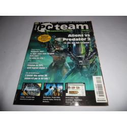 Magazine - PC Team - n° 72 - Aliens vs Predator 2