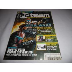 Magazine - PC Team - n° 109 - Star Wars