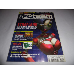 Magazine - PC Team - n° 110 - Scrapland