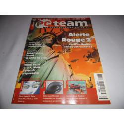 Magazine - PC Team - n° 62 - Alerte Rouge 2
