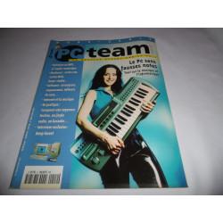 Magazine - PC Team - H.S. n° 2 - Le PC sans fausses notes