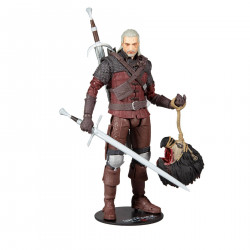 Figurine - The Witcher 3 Wild Hunt - Geralt Wolf Armor - 18 cm - McFarlane