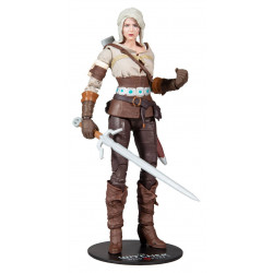 Figurine - The Witcher 3 Wild Hunt - Ciri - 18 cm - McFarlane
