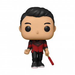 Figurine - Pop! Marvel - Shang-Chi and the Legend of the Ten Rings - Shang-Chi - N° 844 - Funko