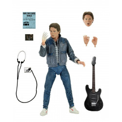 Figurine - Retour vers le futur - Ultimate Audition Marty McFly 18 cm - NECA