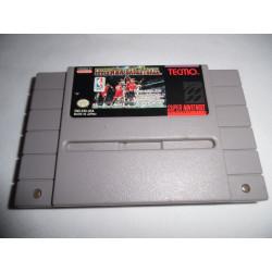 Jeu Super Nintendo - TECMO Super NBA Basketball (US) - SNES