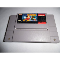 Jeu Super Nintendo - The Magic Quest starring Mickey Mouse (US) - SNES