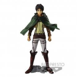 Figurine - Attack on Titan - Master Stars Piece - Eren Yaeger - Banpresto