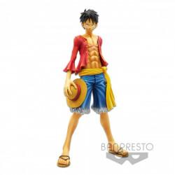 Figurine - One Piece - Master Stars Piece - Monkey D. Luffy - Banpresto