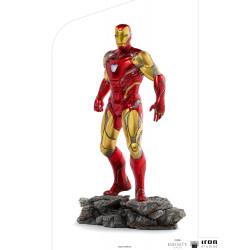 Figurine - Marvel - The Infinity Saga - Art Scale 1/10 Iron Man Ultimate - Iron Studios