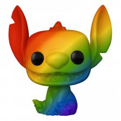 Figurine - Pop! Disney - Lilo & Stitch - Stitch Rainbow - N° 1045 - Funko