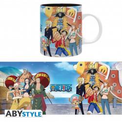 Mug / Tasse - One Piece - Luffy's crew - 320 ml - ABYstyle