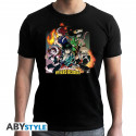 T-Shirt - My Hero Academia - Groupe - ABYstyle