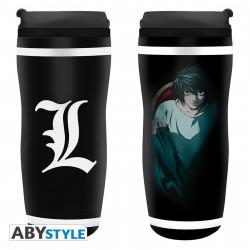 Mug de voyage - Death Note - L - 35 cl - ABYstyle