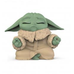 Figurine - Star Wars - The Mandalorian - Bounty Collection - The Child n° 16 - Hasbro