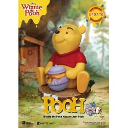 Figurine - Disney - Winnie the Pooh - Master Craft Winine - Beast Kingdom Toys