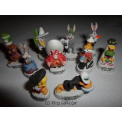 Fèves - Looney Tunes passent à l'action - Série Complète