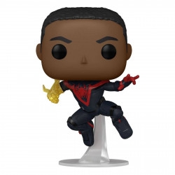 Figurine - Pop! Marvel - Spider-Man Miles Morales - Classic Suit (Chase) - N° 765 - Funko