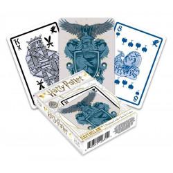 Jeu de cartes - Harry Potter - Serdaigle - Aquarius