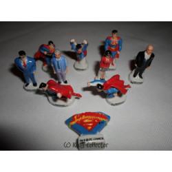 Fèves - Superman - Brillant - Série Complète