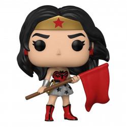 Figurine - Pop! Heroes - Wonder Woman - 80th Superman Red Son - N° 392 - Funko