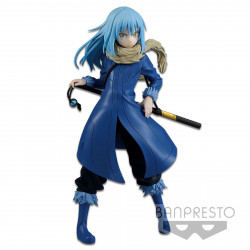 Figurine - That Time I Got Reincarnated as a Slime - Otherworlder - Rimuru Tempest - Banpresto