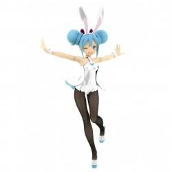 Figurine - Vocaloid - Hatsune Miku - Bicute Bunnies White ver. - Furyu