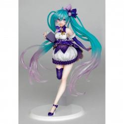Figurine - Vocaloid - Hatsune Miku 3rd Season Winter ver. - Taito