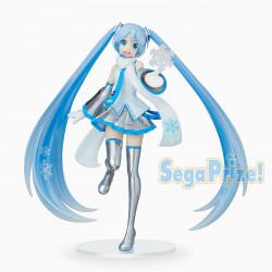 Figurine - Vocaloid - Hatsune Miku - Snow Miku SPM - SEGA