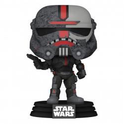 Figurine - Pop! Star Wars - The Bad Batch - Hunter - N° 446 - Funko