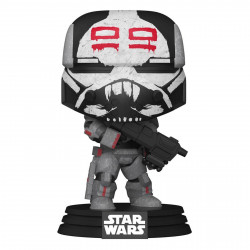 Figurine - Pop! Star Wars - The Bad Batch - Wrecker - N° 443 - Funko
