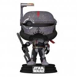 Figurine - Pop! Star Wars - The Bad Batch - Crosshair - N° 444 - Funko