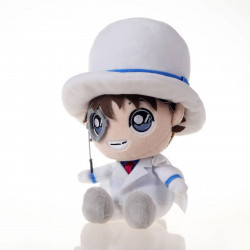 Peluche - Detective Conan - Kaïto Kid - 20 cm - Sakami Merchandise