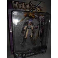 Figurine - Warlands - Elessa - 15 cm - D Boy