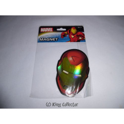 Magnet - Marvel - Iron Man - Mask - Monogram