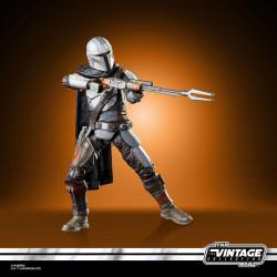 Figurine - Star Wars - The Mandalorian - Vintage Collection - Mando - Hasbro