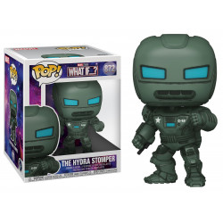 Figurine - Pop! Marvel - What If...? - The Hydra Stomper - N° 872 - Funko
