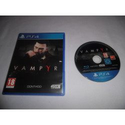 Jeu Playstation 4 - Vampyr - PS4