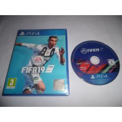 Jeu Playstation 4 - FIFA 19 - PS4